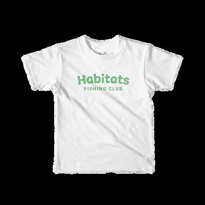 Habitats Fishing Club Tee