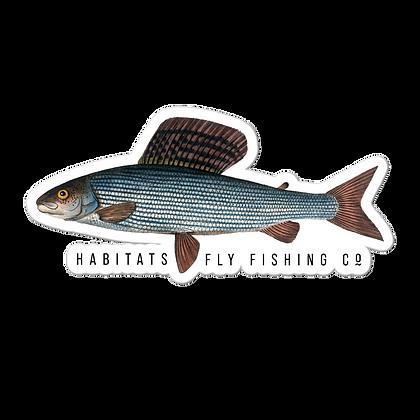 Grayling Sticker