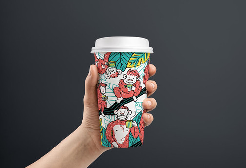 Colectivo Coffee Cup