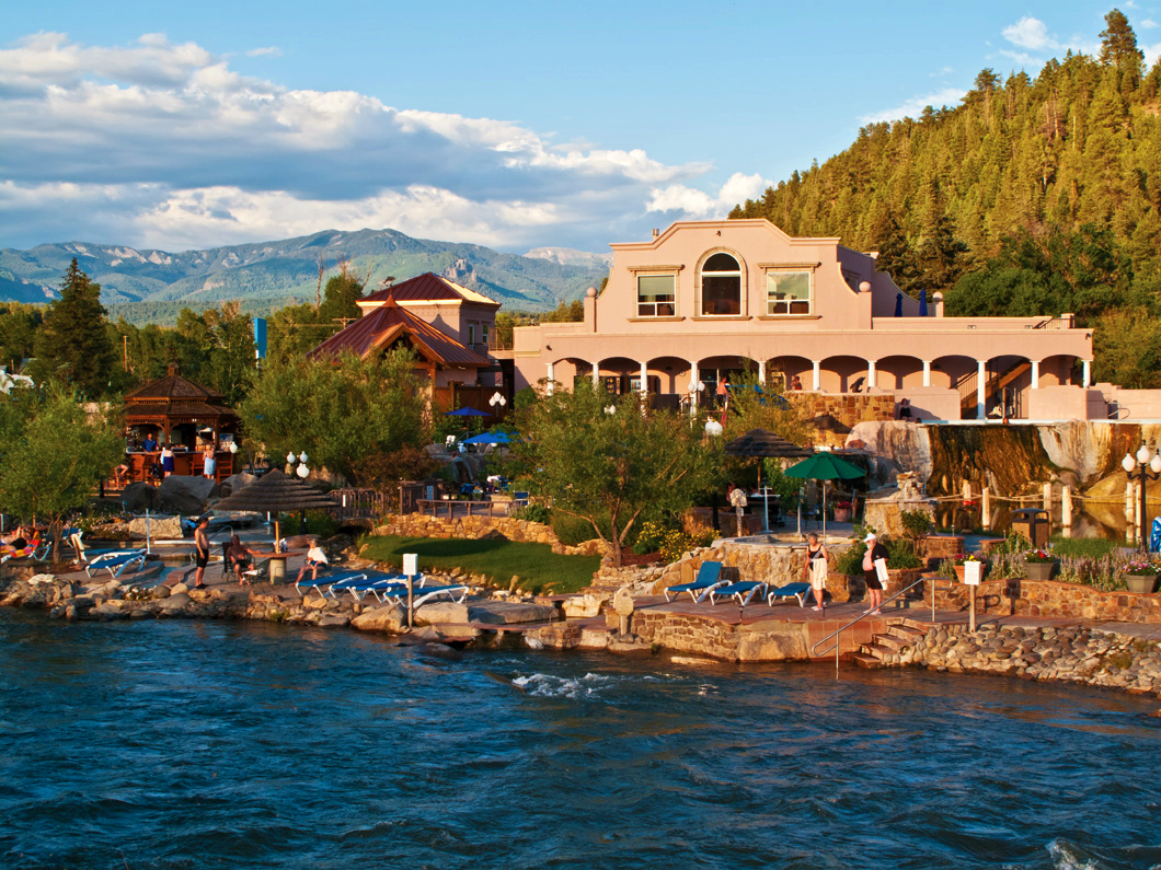 Pagosa Hot Spring Hotel And Spa Mage S Body Treatments