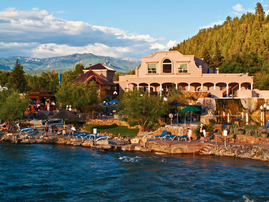 Hotels Pagosa Springs Rouydadnews Info