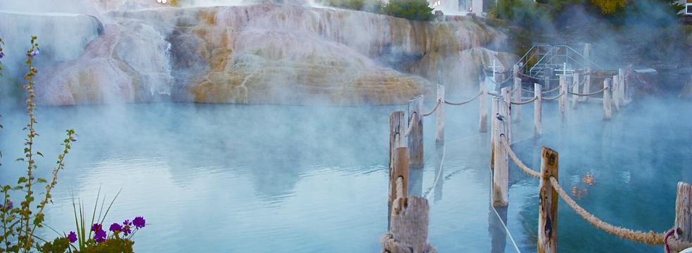 Golden Pond Springs Resort