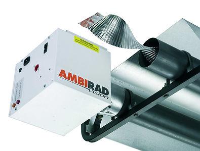 Gas Air Heating