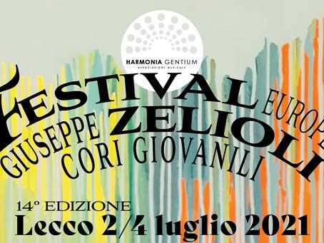 Torna il FESTIVAL ZELIOLI: dal 2 AL 4 luglio la 14^ EDIZIONE con ospiti di caratura mondiale