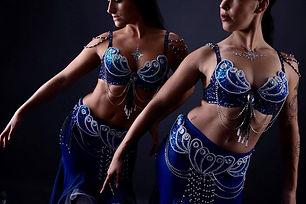 Spectacle de danse orientale pour évènements d'entreprise
