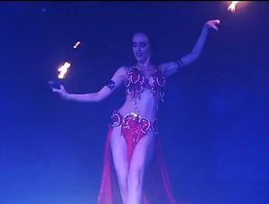 Spectacle à Paris de danseuse du ventre pour anniversaire