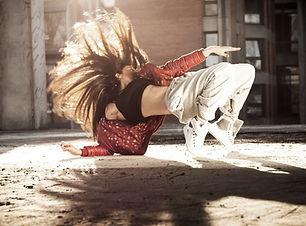 Breakdancer pour animation de Bar-mitzvah hip-hop