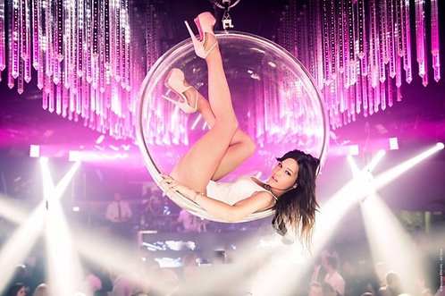 Danseuse Clubbing