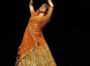 Les tarifs proposés pour le spectacle des danseuses Bollywood