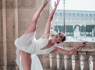 Spectacle de danse classique à Pariss