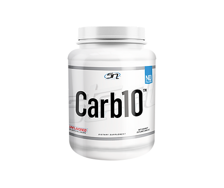 Carb10 - Low Glycemic Carb - 1000 grams