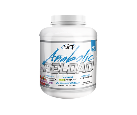 Anabolic Reload - 5.56 lbs