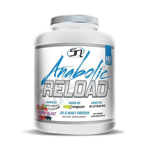 Anabolic ReLoad - Berry Blast