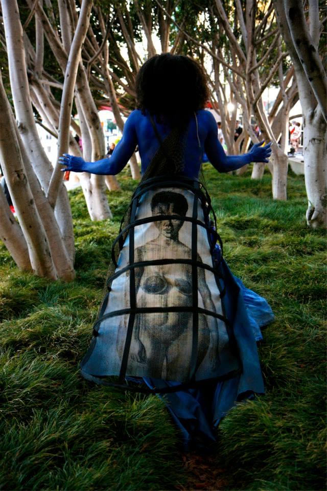 Yemoja - Carrying Sara Baartman