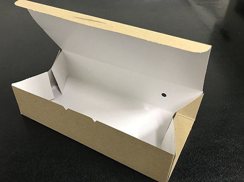 D00796 - Xtra Small Snack or Donut Box - Pack of 250 (140x130x40mm)