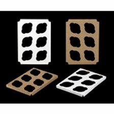 D00795 - 6 Cupcake Box Insert