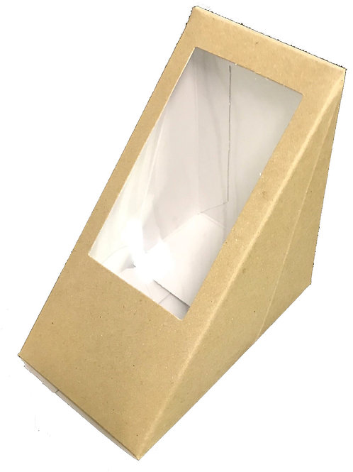 D00743 - Sandwich Box with window