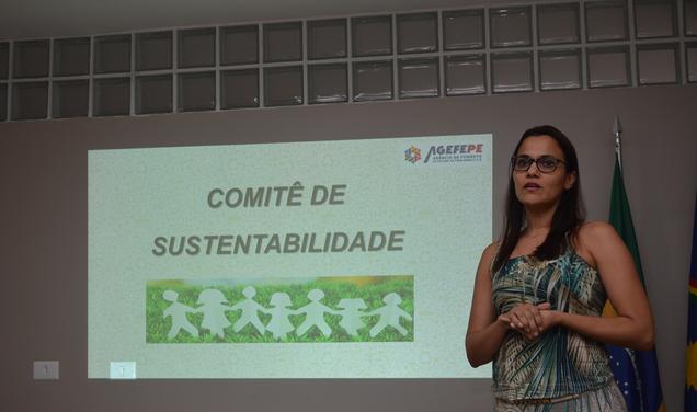 Apresentação do Comitê de Sustentabilidade