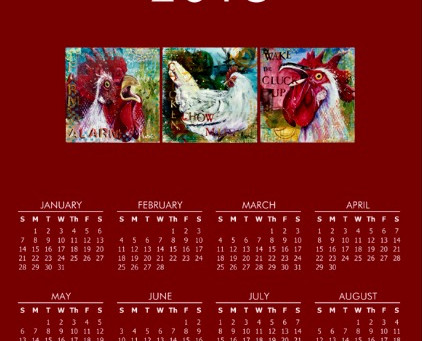 CALENDARS SOLD OUT!!