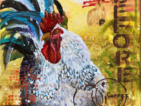 Why do we all like chickens and rooster so much?