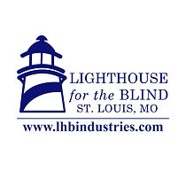 Lighthouse for the Blind St. Louis Logo