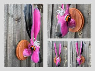 Bubble Gum Hare
