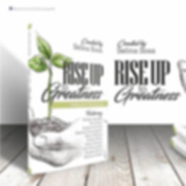 Rise Up to Greatness Young Womens Devotional