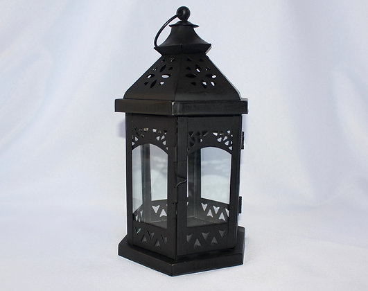 Black Metal Lanterns
