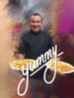 Nuestro cocinero del Restaurante Julen Guerrero