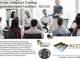 ACCSA Offers On-Site Training For Group Bookings