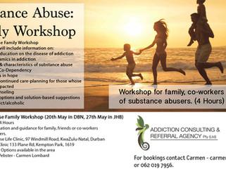 Family Workshops - JHB & DBN