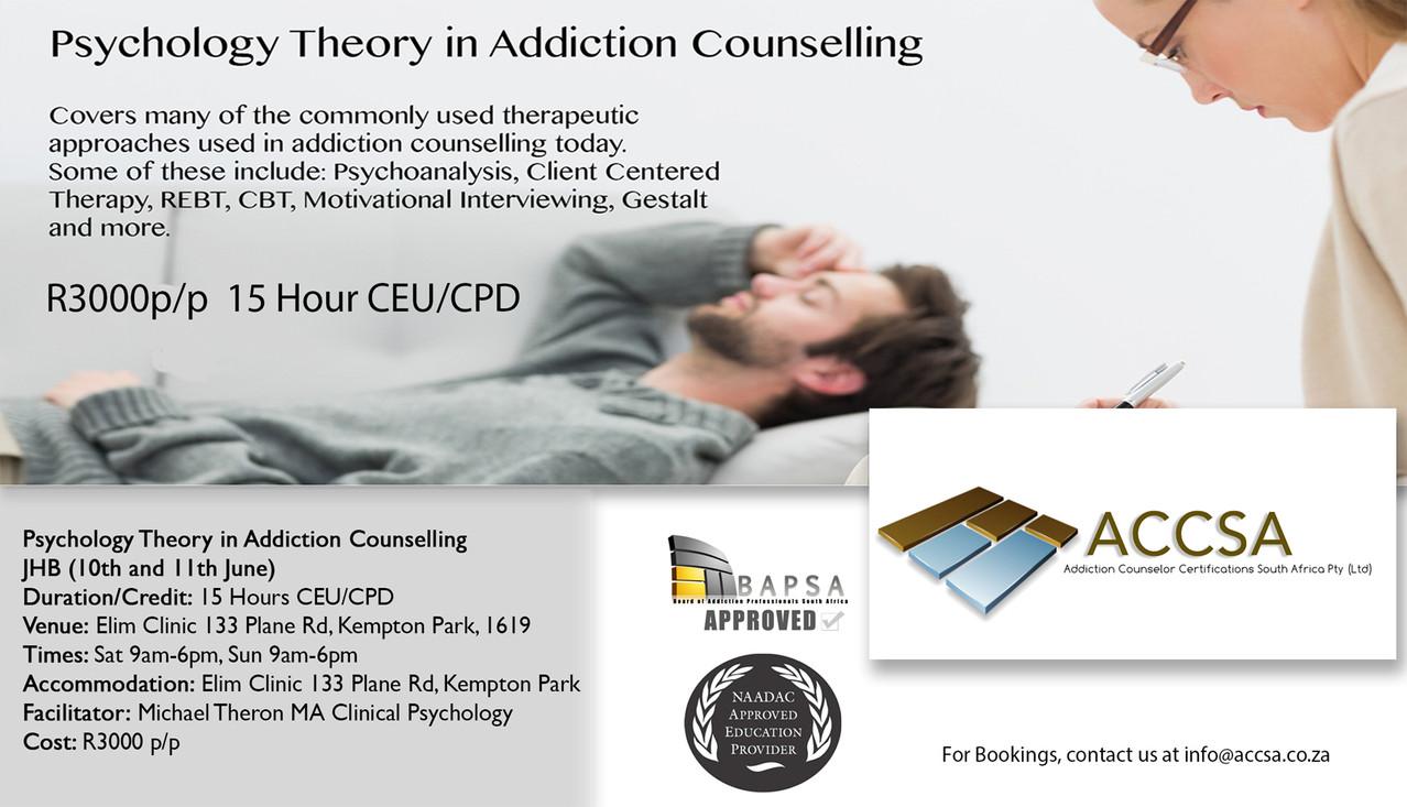 Psychology Theory JHB