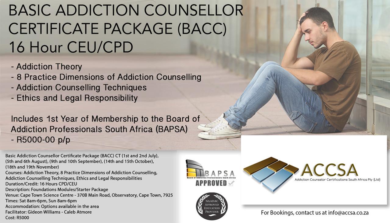 BACC Cape Town