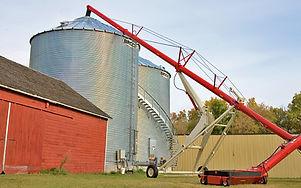 Farm King auger