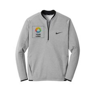 Nike® Therma-FIT Textured Fleece 1/2-Zip