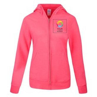 Full-Zip Jacket  From $33.07 No minimum quantity Port & Company® Lad
