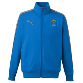 PUMA® Sport Adult Puma P48 Fleece Track Jacket