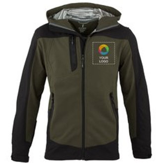 Elevate Kangari Men's Softshell Jacket