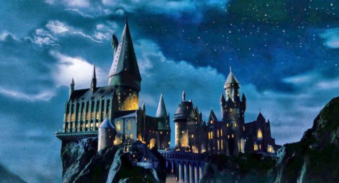 Castillo del Colegio Hogwarts