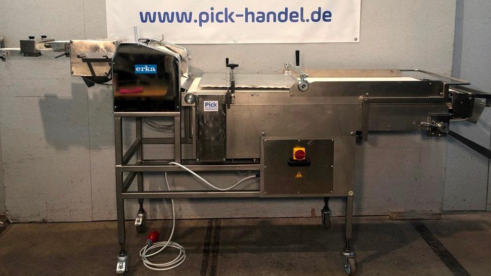 Erka pretzel line machine type BSM