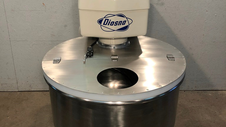Diosna Spiralkneter SP 120 D