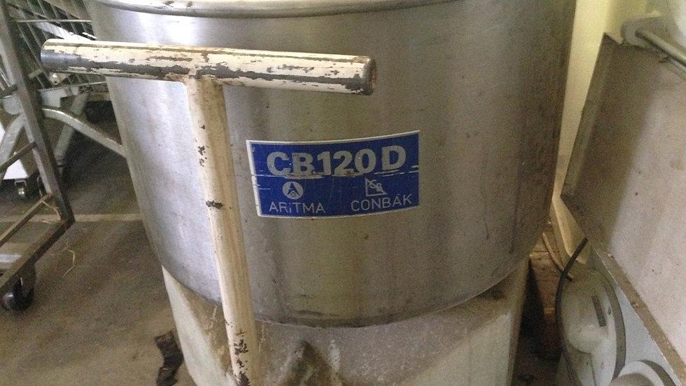 bowl for spiral mixer Artima CB 120 D