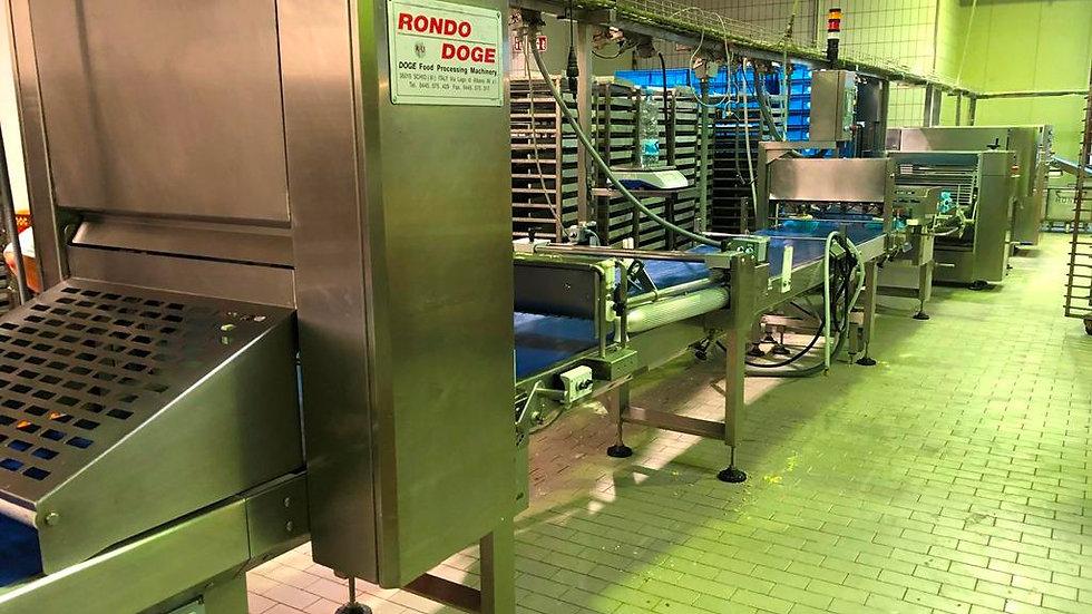 Rondo Doge Feingebäckanlage Orbital + Topline
