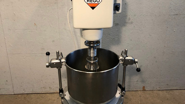 Rego stirring and beating machine SM 4