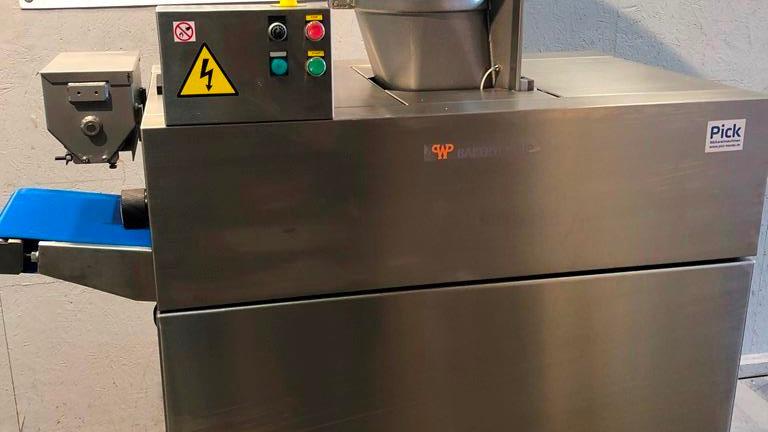 WP dough divider Parta SN 2000