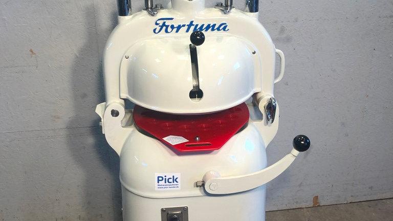 Fortuna bun press semi-automatic machine size 3