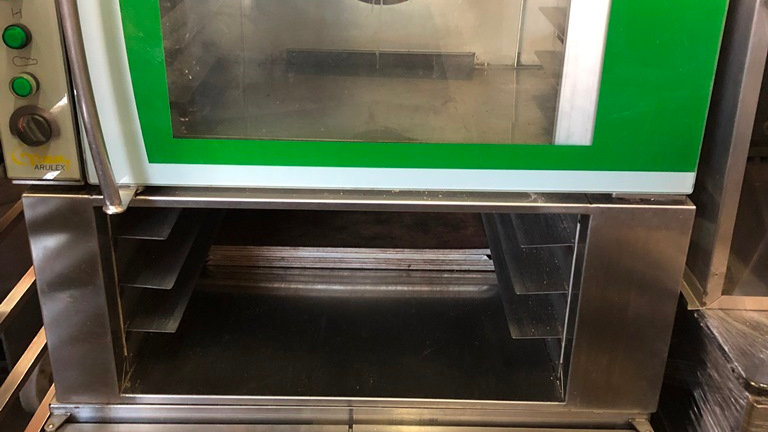 Arulex store oven Crossy C4 (built year 2000)