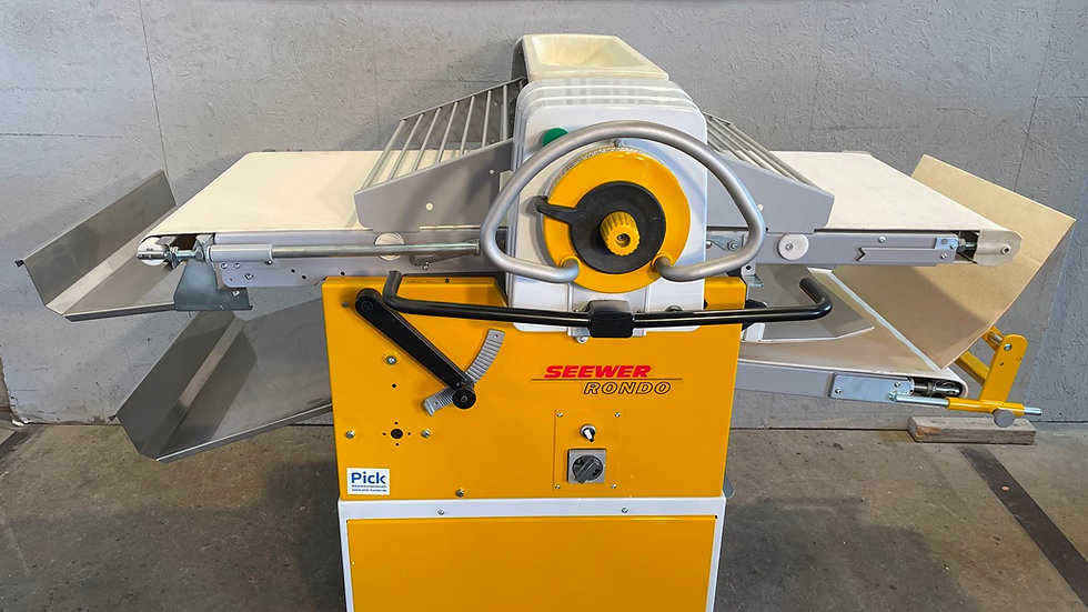 Seewer Rondo combi sheeter SKO 67