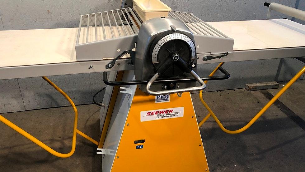 Seewer Rondo Ausrollmaschine SSO 63
