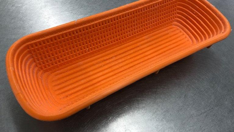 Brotkörbe Schneider 1000gr. – Plastik – Orange – 85 Stück